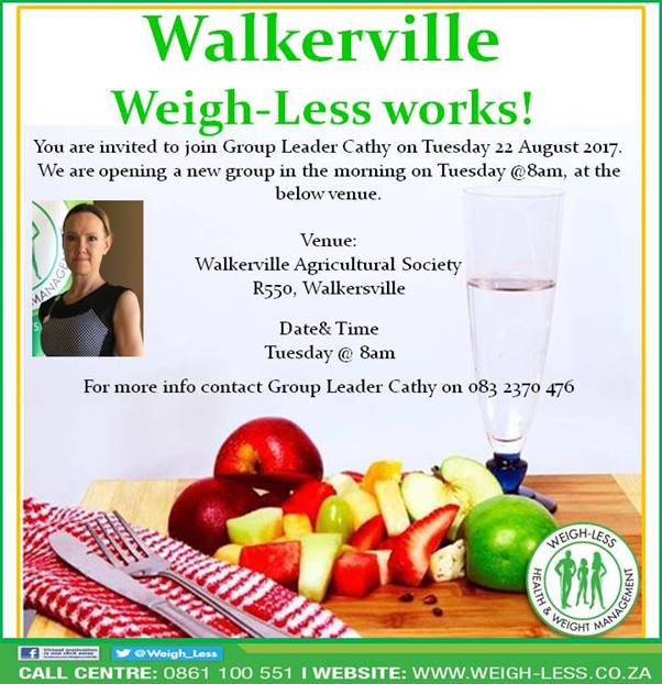 Weighless in Walkerville